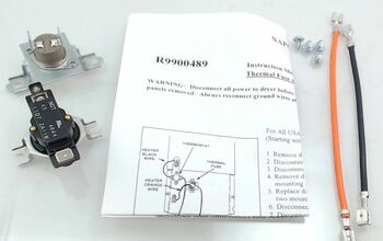 Supco SET489, Thermal Fuse Kit for Maytag, AP4307250, PS2174577, R9900489