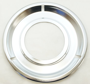 Deluxe Gas Range Burner Drip Pan for Frigidaire, AP2137021, PS454077, 5303131115
