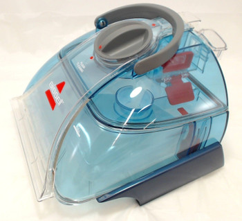 Bissell 2X Pro Heat Blue Illusion Water Tank & Lid, 2036602