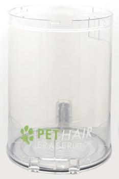 Bissell Pet Hair Eraser Lift-Off Dirt Bin Tank & Bottom Lid, 1612636