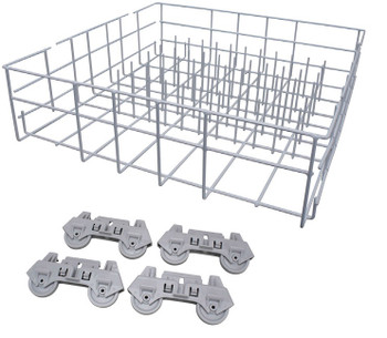 Supco Dishwasher Lower Rack for Whirlpool, AP4512509, PS2378335, W10311986