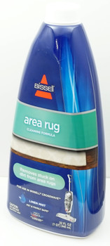 Bissell Crosswave 32oz Area Rug Cleaning Formula & Ares Rug Brush Roll