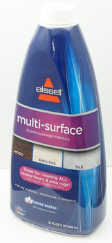 Bissell Crosswave Multi-Surface Floor Cleaning Formula & MultiSurface Brush Roll