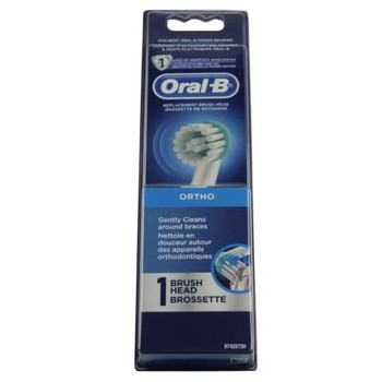 Oral-B Ortho Single Replacement Brush Head, OD17-1