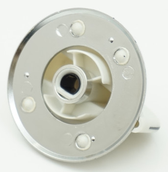 ERP Control Knob, White for General Electric, AP5806667, PS9493075, ERWE01X20378