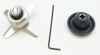 4 Point Replacement Blender Blade & Coupler for Vita-Mix, SRTVT-1