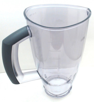 Braun Powermax Plastic Blender Jar, 4184622, 7322310454