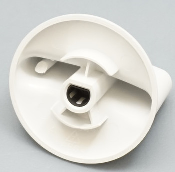 Washer/Dryer Timer Knob and Clip for General Electric, AP3995201, WH01X10313