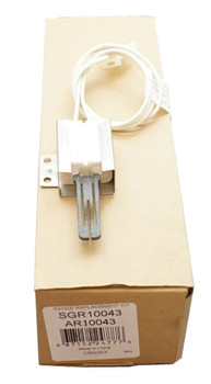 Surface Ignitor Range Replacement Kit for GE, SGR10043, WB13K10043, DS023KX