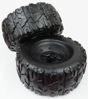 Power Wheels, Ford F-150, 2Pk Driver Left Side Wheel, K8285-Q803-01, K8285-2239
