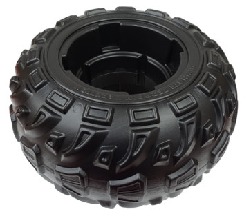 Power Wheels, Kawasaki Brute Force, Rear Wheel, J5248-Q802-02, J5248-2359
