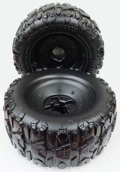 Power Wheels, Ford F-150, Both Front Tires, K8285-2039, K8285-2239, K8285-LR
