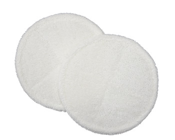 Bissell Soft Mop Pads, 2 Pack, 4 Pieces, for Spinwave Hard Floor, 1611297