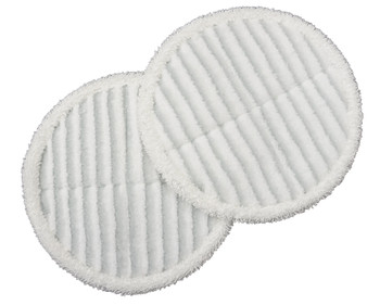 Bissell Scrubby Mop Pads, 3 Pack, 6 Pieces, for Spinwave Hard Floor, 1611298