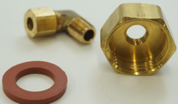 """Supco ¾"""" Brass Valve Adapter for Icemakers and Humidifiers, VI2404"""