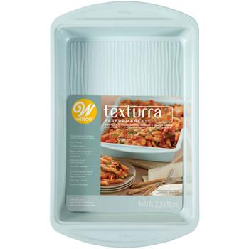 Texturra Non-Stick Bakeware 9X13 Inch Oblong Pan by Wilton, 2105-0-0041