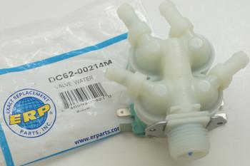 ERP Washing Machine Water Valve for Samsung, AP5623062, PS4208704, ERDC62-00214M