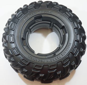 Power Wheels, Kawasaki Brute Force, Front Wheel, J5248-Q801, J5248-2369