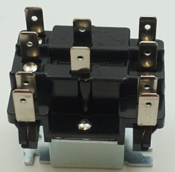 Packard DPDT Switching Relay, 24 Coil Voltage, Power-Power, PR340
