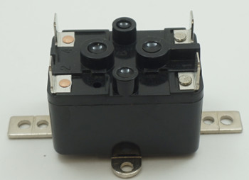 Packard SPST-NO Switching Fan Relay, 24 Coil Voltage, 18 Resistive Amps, PR360