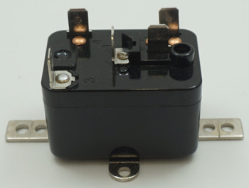 Packard SPDT Switching Fan Relay, 24 Coil Voltage, 16 Resistive Amps, PR293Q