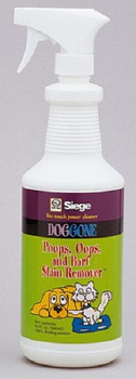 Siege Doggone, Pet Stain Remover, 32 oz, Earth Friendly, Made in USA, 844/32