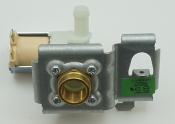 Supco Dishwasher Water Valve for Whirlpool, AP6012920, PS11746141, WP8531669