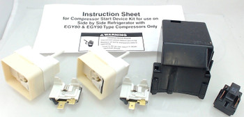 Compressor Start Device for Whirlpool, Sears, AP3885081, PS993073, 8201786