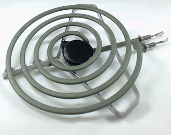 Top Surface Burner and Drip Pan Kit (3)SP12MA, (1)SP21MA, (3)3150246, (1)3150247