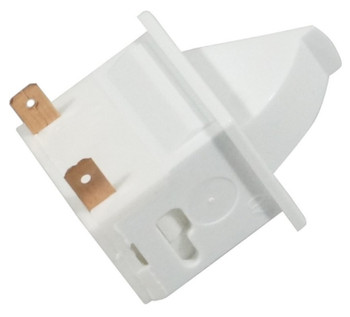 2 Pk, Refrigerator Light Switch For 1118894 240505801 66987-1