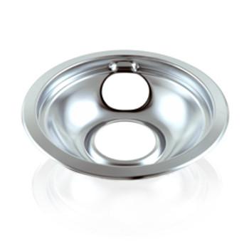 "Range Top 6"" Drip Pan for Whirlpool, Sears, AP6016815, PS11750108, 316048414"