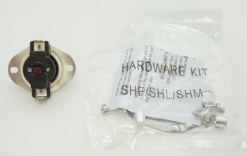 Furnace Thermostat With Manual Reset, 170°F Cutout Temperature, SHM170