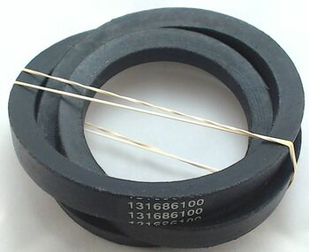 Washing Machine Drive Belt for Frigidaire, AP3867042, PS1146950, 134511600