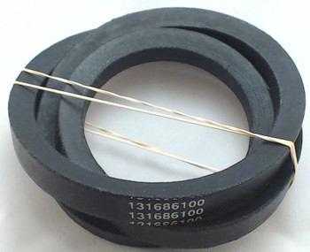 2 Pk, Washing Machine Drive Belt for Frigidaire, AP3867042, PS1146950, 134511600