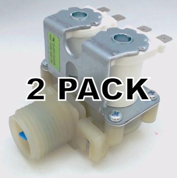 2 Pk, Washing Machine Water Valve for Samsung, AP4204532, DC62-30312J