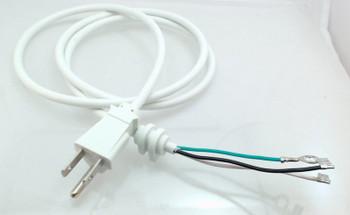 2 Pk, Stand Mixer White Cord for KitchenAid, AP4926890, 9701025 W10325327