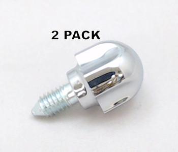 2 Pk, KitchenAid Stand Mixer Attachment Thumbscrew, AP5988796, W10839419