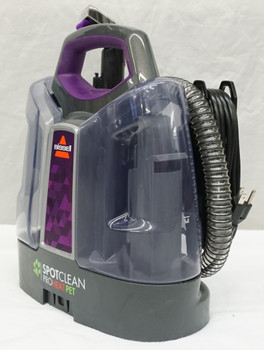 Bissell Re-manufactured SpotClean ProHeat Portable Carpet Cleaner, 5207R
