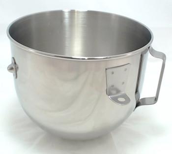 2 Pk, KitchenAid Stand Mixer 5QT S.S. Bowl, AP5984282, K5ASBP WPW10714130