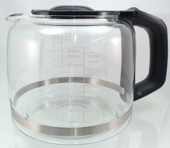 14 cup Glass Carafe for Kitchenaid Models: KCM222 / 223, W10505658, KCM22GC