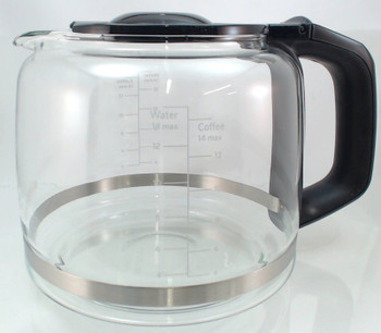 2 Pk, 14 cup Coffee Maker Glass Carafe for KitchenAid, KCM222 / 223, W10505658