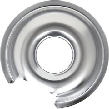 "Range Chrome 6"" Drip Pan For General Electric, 6GE, WB32X10012"