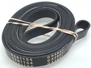 2 Pk, Dryer Belt for Frigidaire, Westinghouse, AP2142651, Q63807, 5303281154