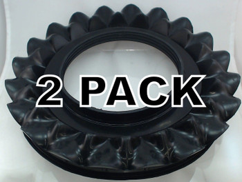 2 Pk, Washer Tub Boot for General Electric, AP5183580, WH8X246, WH08X10018