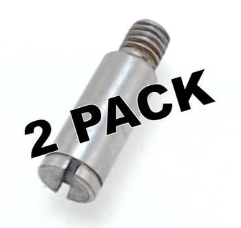 2 Pk, Dryer Roller Shaft for Maytag Amana Speed Queen, AP4063663, 56461P