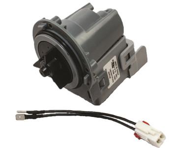 2 Pk, Universal Washing Machine Drain Pump for Frigidaire, GE, Whirlpool, DP1