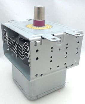 Microwave Magnetron Tube, 4.1 kV, 700-850 Watts, 10QBP0232, MW0232