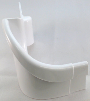 Refrig Door Bar End Cap for Frigidiare, LHS, AP2115699, PS429667, 240311501