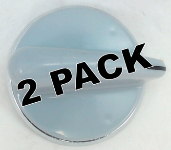 2 Pk, Washer/Dryer Knob for General Electric, AP4485269, PS2370714, WH01X10462