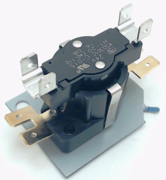 Napco Fan Relay SPST Switch, 24 Volt, 24A34-1, 33241, NS101